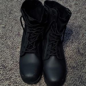 Women's Rothco Combat Boots Size 8